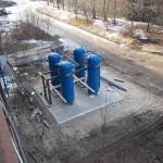 Реконструкция насосных станций