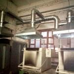 Реконструкция сетей отопления, вентиляции, освещения и силовых электрических сетей в здании карного депо
