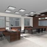Разработка дизайн-проекта помещения VIP-зоны административно-бытового корпуса ЦМК